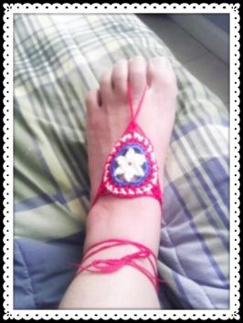 july barefoot